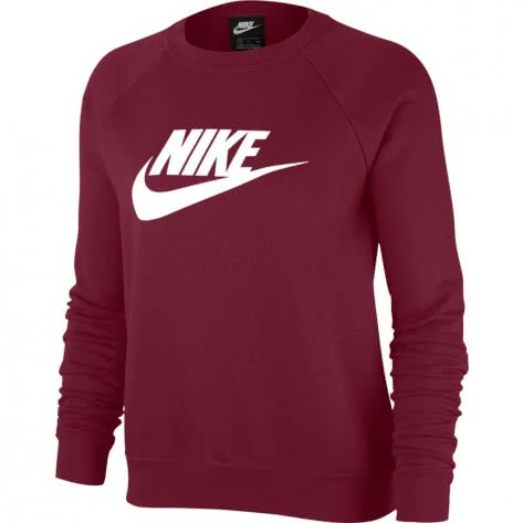 Nike Damen Pullover Essential Crew Fleece HBR BV4112