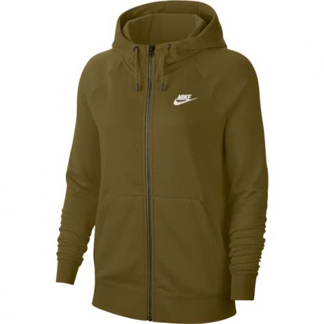Nike Damen Sweatjacke Essential Hoodie FZ Fleece BV4122