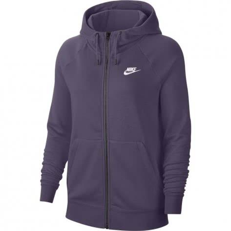 Nike Damen Sweatjacke Essential Hoodie FZ Fleece BV4122