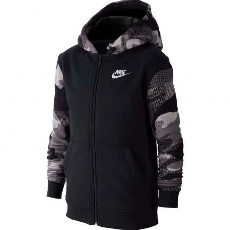 Nike Jungen Kapuzenjacke Sportswear Club Hoodie BV4496