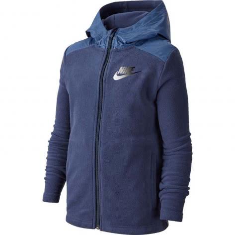 Nike Jungen Fleecejacke Hoodie FZ Winterized BV4506