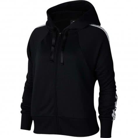 Nike Damen Sweatjacke Hoodie DrI-FIT Get Fit BV5041