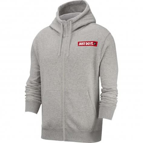 Nike Herren Sweatjacke JDI Hoodie FZ Fleece BSTR BV5068