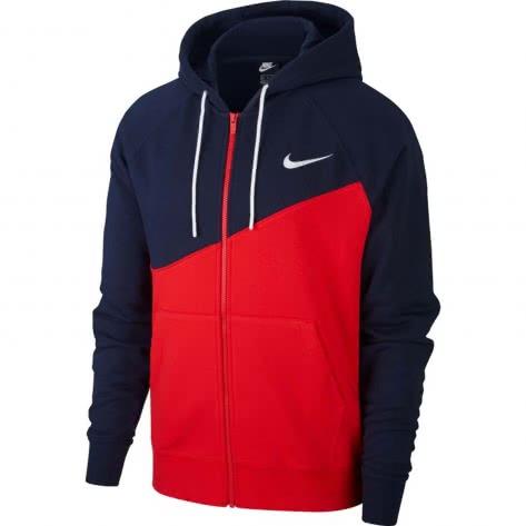 Nike Herren Sweatjacke Swoosh Full-Zip Hoodie BV5299