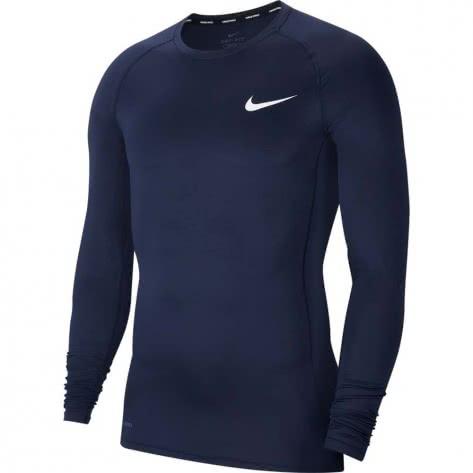 Nike Herren Funktionsshirt Top Compression Crew Long Sleeve BV5588