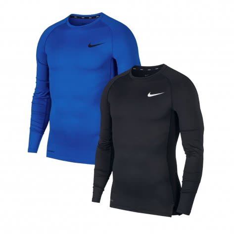 Nike Herren Funktionsshirt Compression Crew 2Pack BV5588