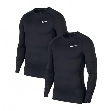 Nike Herren Funktionsshirt Compression Crew 2Pack BV5588