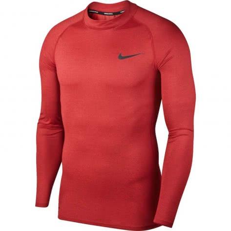 Nike Herren Funktionsshirt Top Compression Mock Long Sleeve BV5592