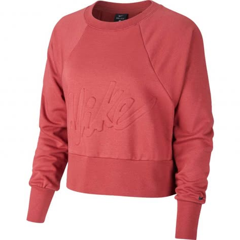 Nike Damen Pullover Dry Fleece Get Fit Lux Crew CD4308