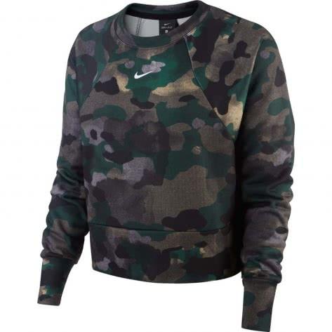 Nike Damen Pullover Icon Clash Dry FC Crew Camo CD5421