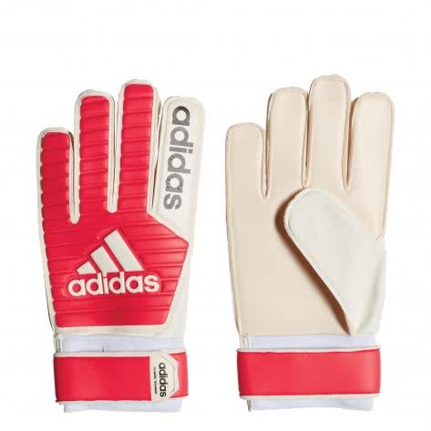 adidas Herren Torwarthandschuhe Classic Training real coral s18/white Größe: 10.5,4.5,5.5,6.5,8,8.5,9