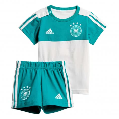 adidas Baby DFB Sommer Set 3 Stripes