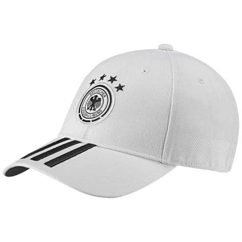adidas DFB Kappe 3S Cap 2018 WHITE BLACK Größe Herren,Herren(groß),Kinder
