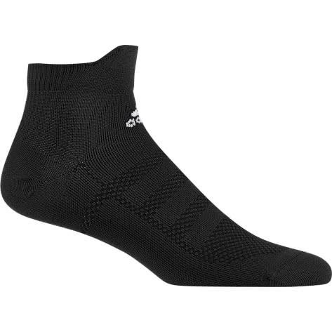 adidas Socken ALPHASKIN CF6090 40-42 Black/White | 40-42