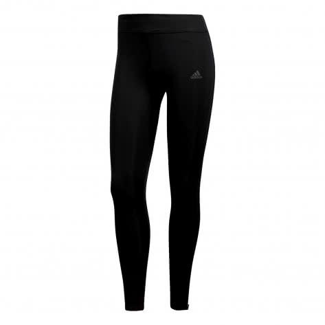 adidas Damen Lauftight RESPONSE LONG CF6237 L black/black | L
