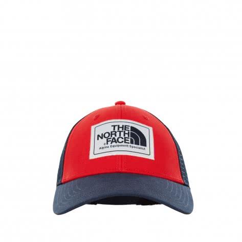 The North Face Mütze Mudder Trucker Hat CGW2-MQL TNF RED/URBAN NAVY | One size