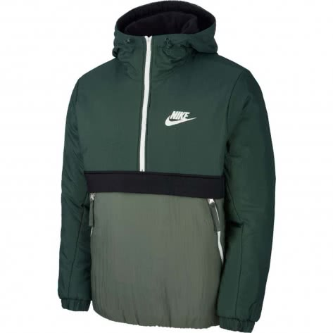 Nike Herren Übergangsjacke Synthetic-Fill 1/2-Zip Hooded Jacket CI1654