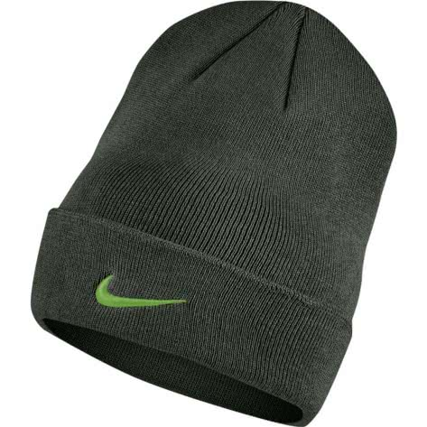 Nike Unisex Mütze Cuffed Utility Beanie CI2968-325 Cargo Khaki | One size