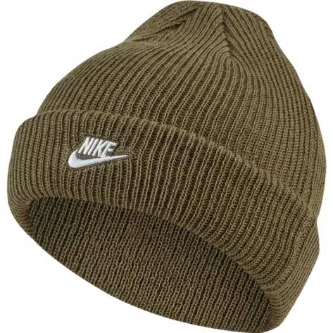 Nike Unisex Mütze Beanie CI3232-222 One size Medium Olive | One size