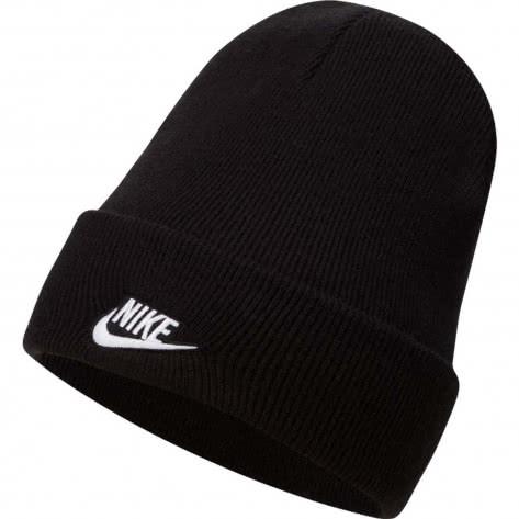 Nike Unisex Mütze Cuffed Beanie Utility CI3233-010 Black | One size