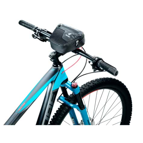 Deuter Fahrradtasche City Bag 3290117-7000 Black | One size
