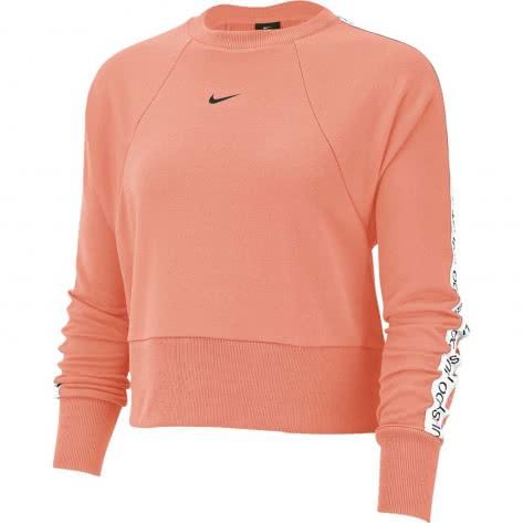 Nike Damen Pullover Dri-FIT Get Fit CJ0070-606 XL Pink Quartz/Black | XL