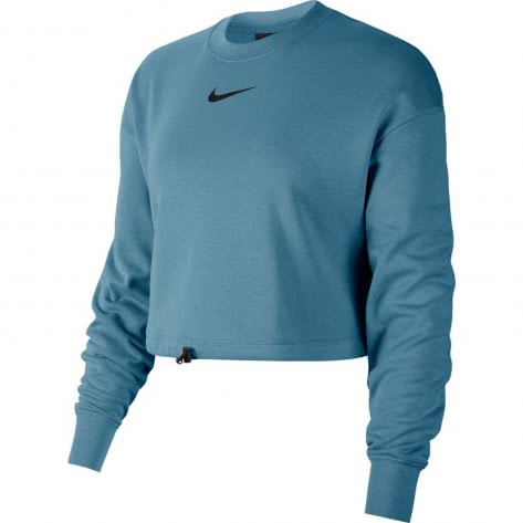 Nike Damen Pullover NSW Swoosh French Terry Crew CJ3766