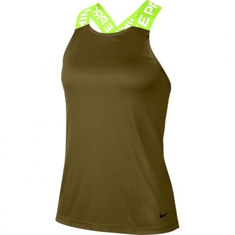 Nike Damen Tank Top Pro Dry Elastika CJ4089