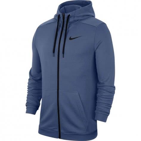 Nike Herren Kapuzenjacke Dry Hoodie FZ Fleece CJ4317