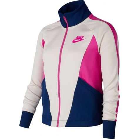 Nike Mädchen Sweatjacke Sportswear Heritage CJ7424
