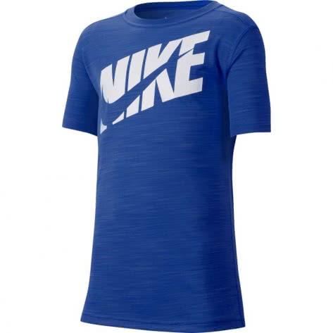 Nike Jungen T-Shirt BR+ Performance Top CJ7736