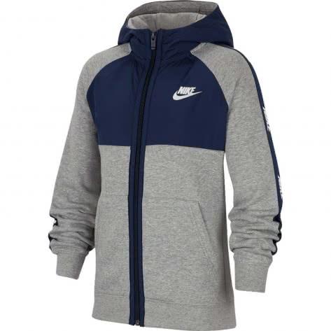 Nike Jungen Kapuzenjacke NSW Hybrid FZ CJ7882