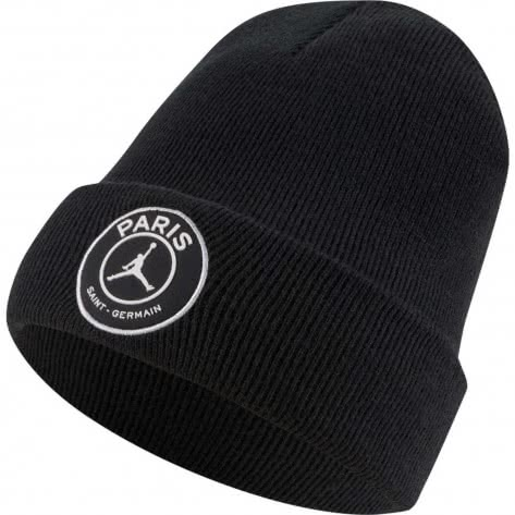 Jordan Unisex Mütze Paris Saint-Germain Cuffed Beanie CJ8045-010 Black | One size