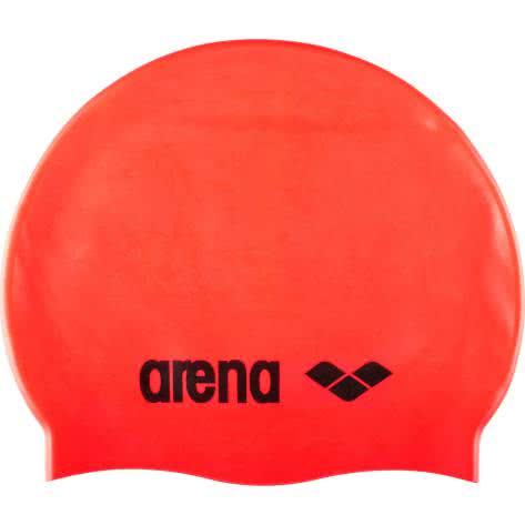 Arena Badekappe Classic Silicone 91662-40 Fluored/Black | One size