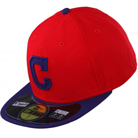 New Era MLB 59FIFTY Authentic Kappe Red/Navy CL...