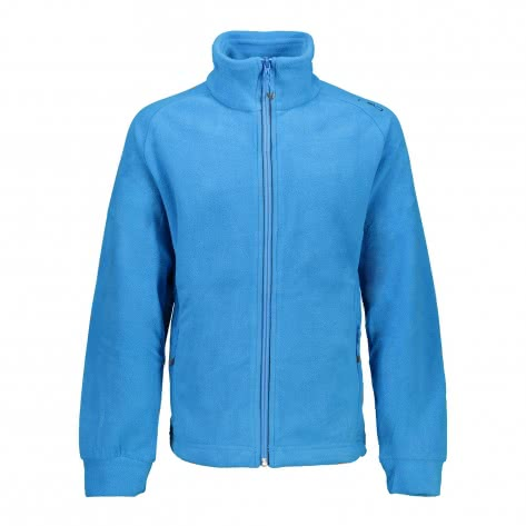 CMP Jungen Fleecejacke Boy Fleece Jacket 3H14714 Regata Antracite Größe 110,116,128,140,152,164,176