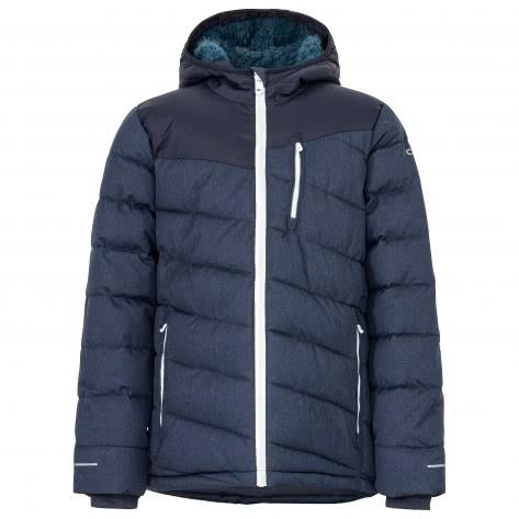 CMP Jungen Outdoorjacke Boy Jacket Fix Hood 39K3144