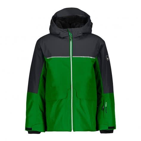 Hood CMP 164 Jungen 38W0264 Jacket Boy E640 Fix Green164 Skijacke Jlu1F3cTK5