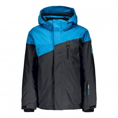 CMP Jungen Skijacke Boy Jacket Snaps Hood 38W0254-U423 98 Antracite | 98