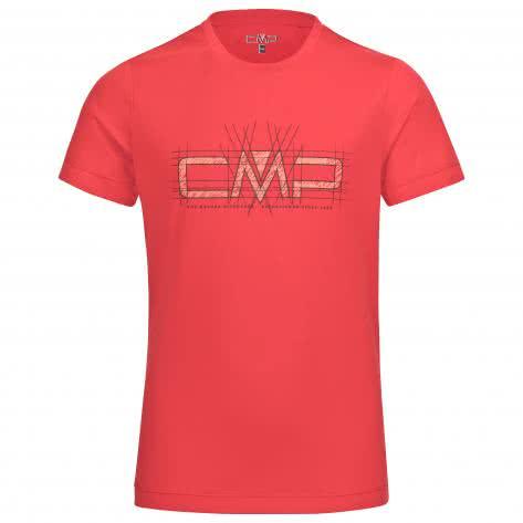 CMP Jungen T-Shirt Boy T-Shirt 3T69674 Ferrari Größe 116,128,140,152,164,176