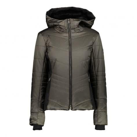 CMP Damen Jacke Woman Jacket Fix Hood 39K2876
