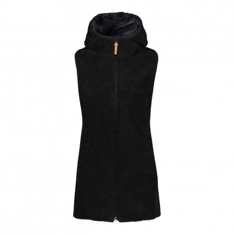 CMP Damen Weste Woman Vest Fix Hood 39M3466