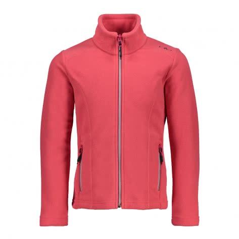 CMP Mädchen Fleecejacke Girl Fleece Jacket 3H14615 CORALLO Größe 104,110,116,128,140,152,164,176,98