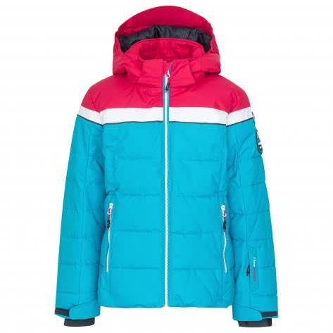 CMP Mädchen Skijacke Girl Jacket Snaps Hood 38W0465