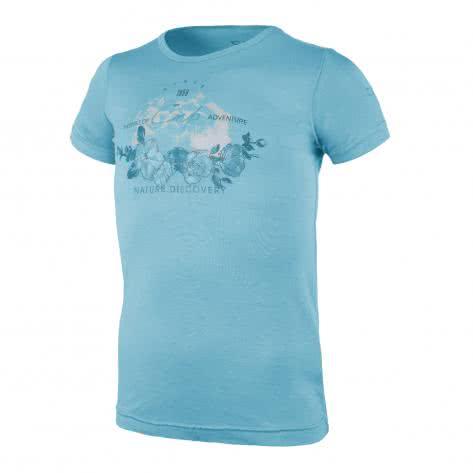 CMP Mädchen T-Shirt Girl T-Shirt 3T66765 Fiordaliso Größe 116,128,140,164