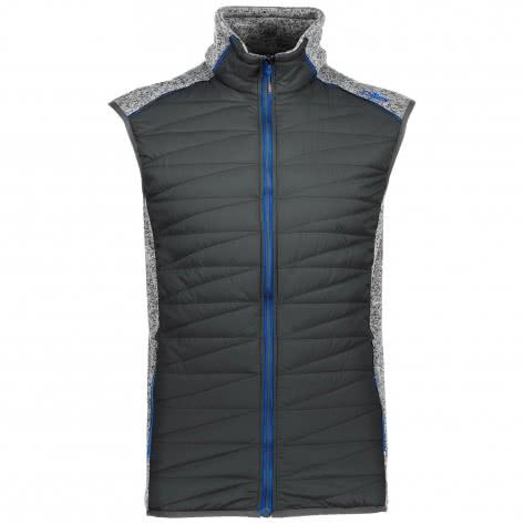 CMP Herren Weste Man Hybrid Vest 38H5187 Antracite Größe: 48