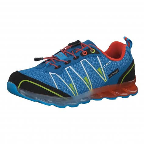 CMP Kinder Trail Running Schuhe Atlak Trail 3Q48264J-34LC 33 INDIGO-ORANGE | 33