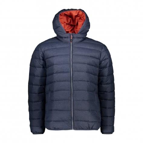 CMP Herren Daunenjacke Man Jacket Zip Hood 39Z0257