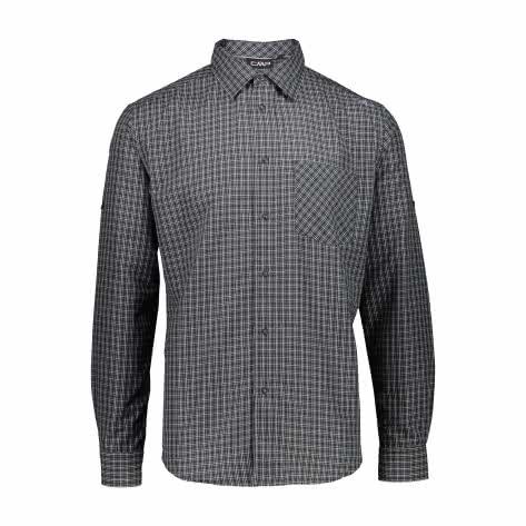 CMP Herren Langarm Hemd Man Shirt 30T9927