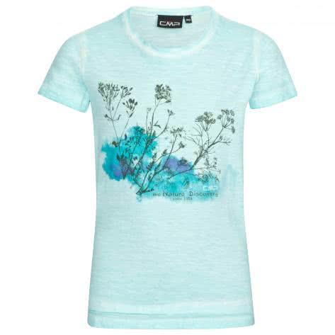 CMP Mädchen T-Shirt Girl T-Shirt 3T64275 Anice Größe 116